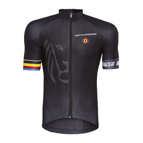 Bioracer Van Vlaanderen Pro Race Bike Jersey Shortsleeve Men black
